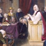 What Was the First Official Act of Our 1st Congress?