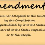 10th Amendment To Be Used to Drain the Swamp
