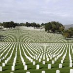 In Their Silence, The Stones At Arlington Speak