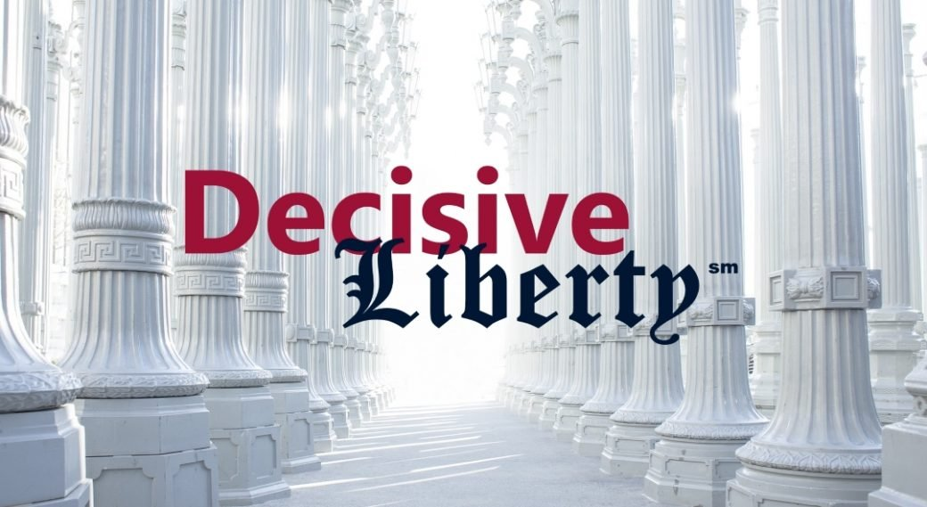 Check Out our New Web Site! DecisiveLiberty.News Is Launched!