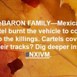 Meet the LeBARON Family – Wrong Target By The Mexican Cartel?