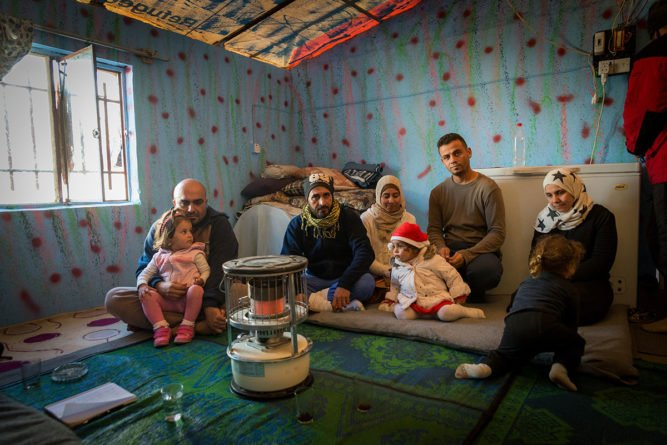 The forgotten generations - Palestinian refugees in Iraq