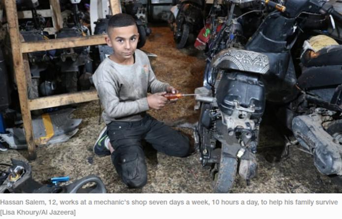 Palestinians in Lebanon
